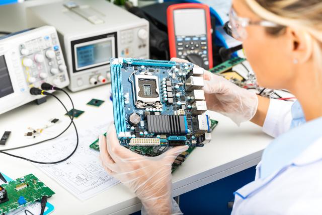 Maschinenbau Elektronik