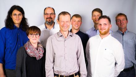 Das Team von OpenZ