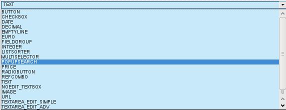 Templates Fieldgroup Elements