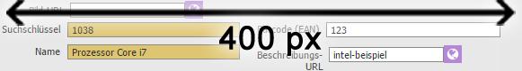 400 Pixel-Bild