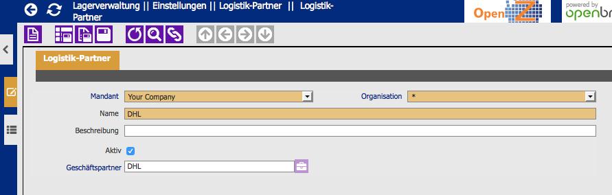 Logistik-Partner